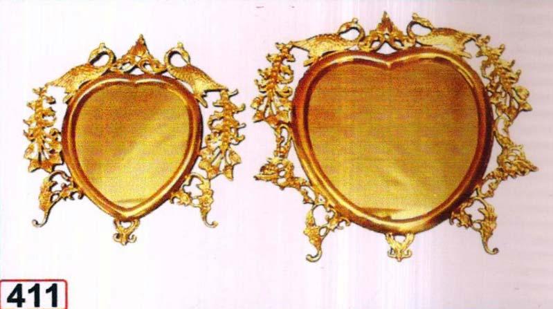 Metal Mirror Frames