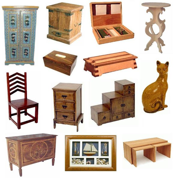 Wooden Products Manufacturer In Delhi India By Unique