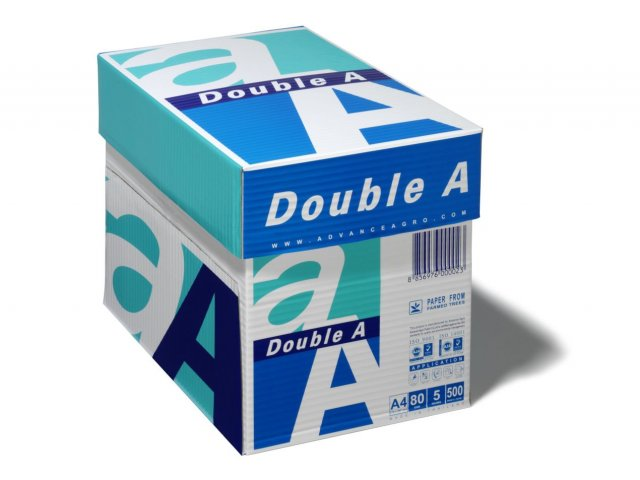 Double A4 Paper Manufacturer in Thailand by Tramaico Trading