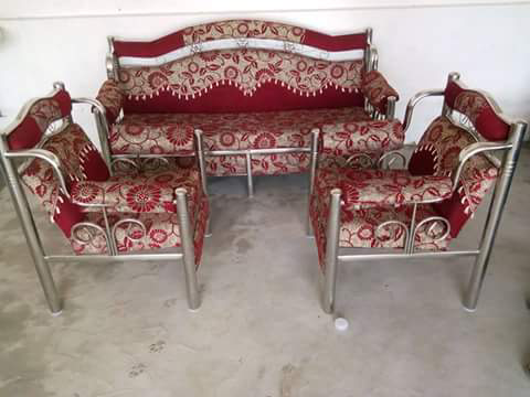 Stainless Steel Sofa Set Manufacturer In Ahmedabad Gujarat