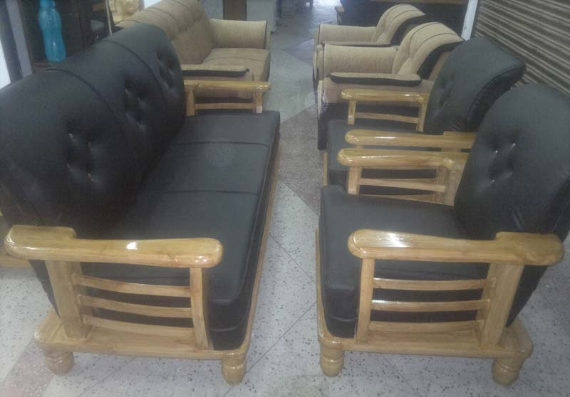 Magnificent Buy Sofa Set Wooden Durian From Rahul India Id 1047433 Evergreenethics Interior Chair Design Evergreenethicsorg