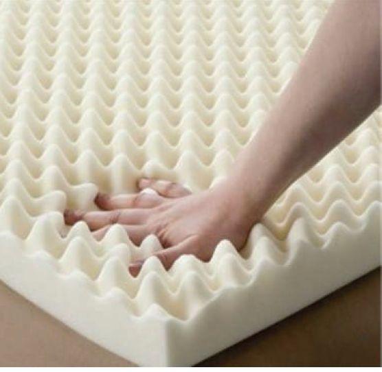 Convoluted Foam