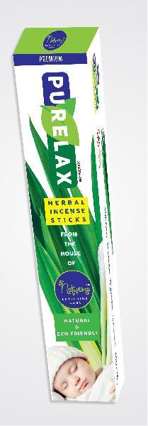 Purelax Herbal Incense Sticks