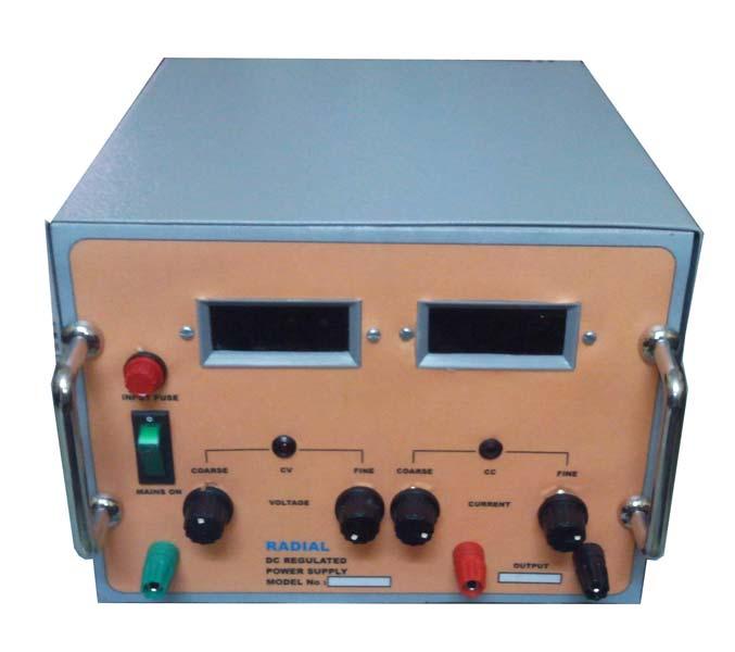 Dc Power Supply (RL 032002)