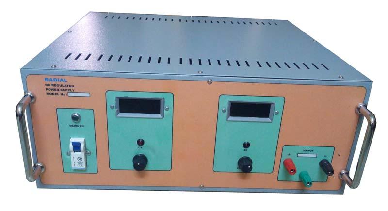 Regulated Dc Power Supply (RLH 300005)