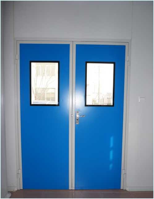 Gmp Clean Room Doors (SSCD001) & Gmp Clean Room Doors Manufacturer in Shanghai China by Shanghai ...