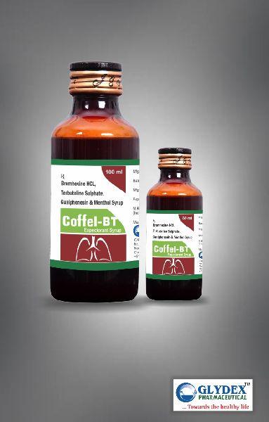 expectorant syrup (CBT)
