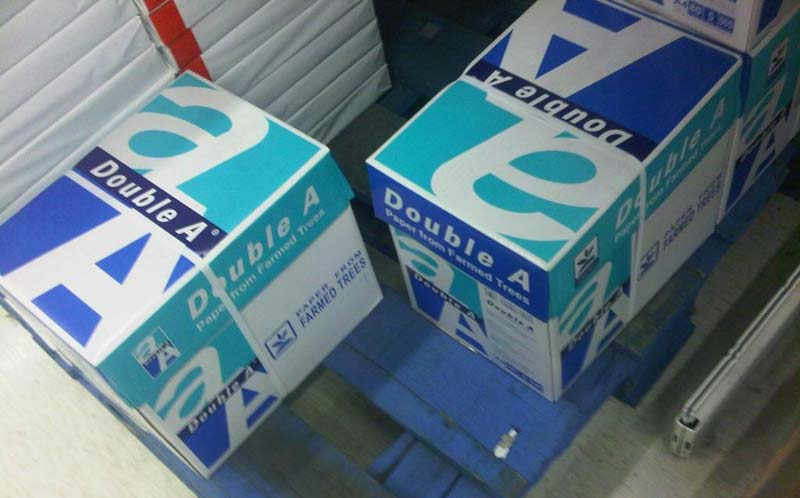 Clean White A4 Paper Supplier Manufacturer in Thailand by