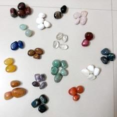 Mixed Polished Agate Pebbles