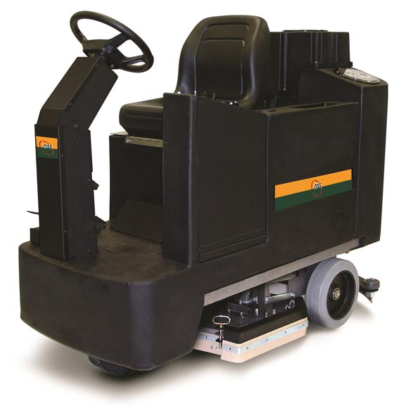 Champ 2929 automatic Scrubber