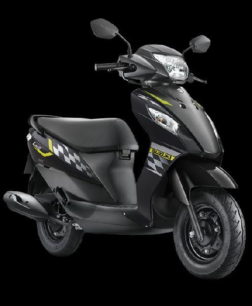 Suzuki LETS (Scooters)