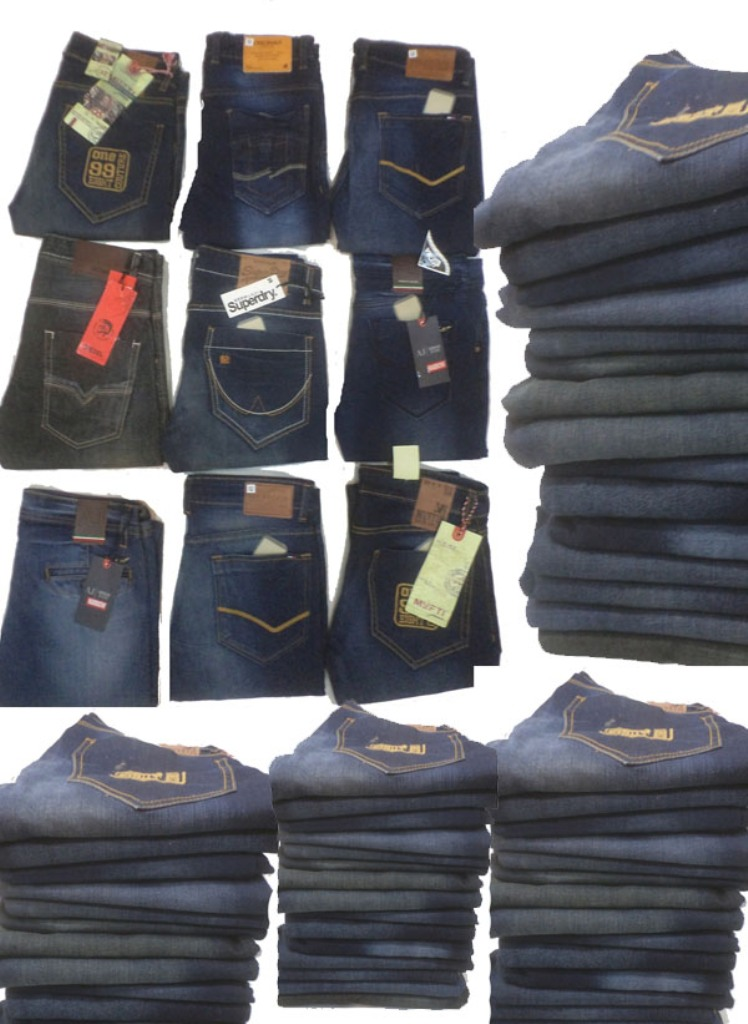 Products - Mens Jeans Branded Lot of 16 Pcs Size-32 Manufacturer ...