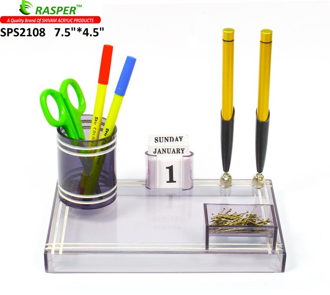Acrylic Pen Stand (SPS2108) (SPS2108)