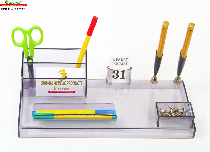 Acrylic Pen Stand (SPS2114) (SPS2114)