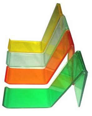 Acrylic Shoe Display Stand (SSS7101)