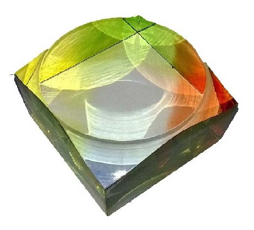 Gifting Promotion Acrylic Paperweight (SPW3115)
