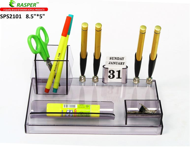 Acrylic Pen Stand (SPS2101) (SPS2101)