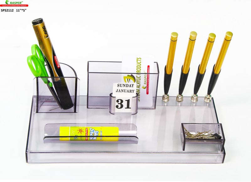 Acrylic Pen Stand (SPS2112) (SPS2112)