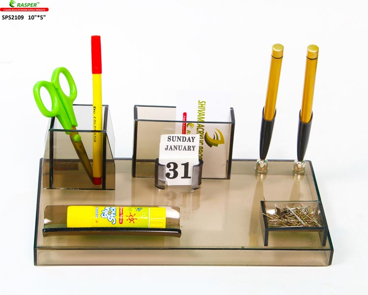 Acrylic Pen Stand (SPS2109) (SPS2109)