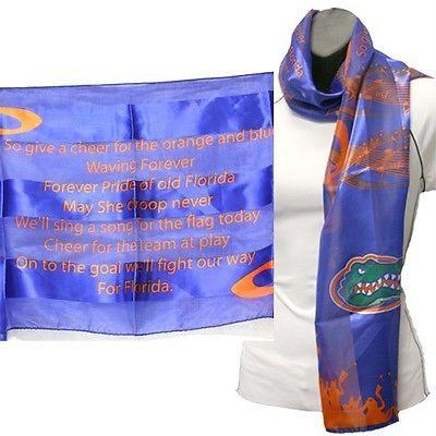Florida Gators Logo Scarves