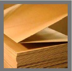 Packaging Corrugated Cardboard Sheets