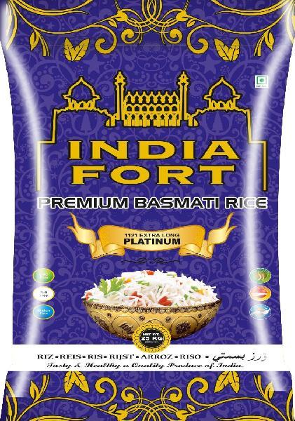 1121 Platinum Steam Premium Basmati Rice (1121 platinum steam basmati rice)
