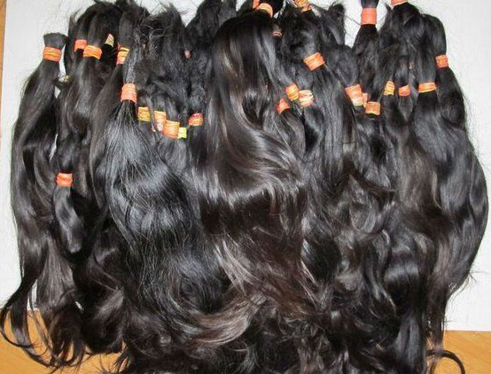 Raw Hair (vjs 57)