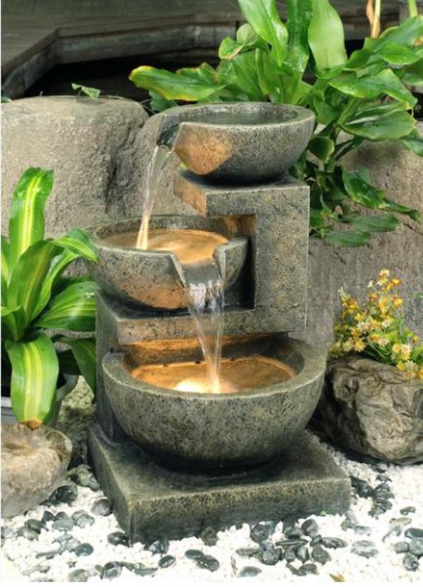 Unique Outdoor Water Fountains 9