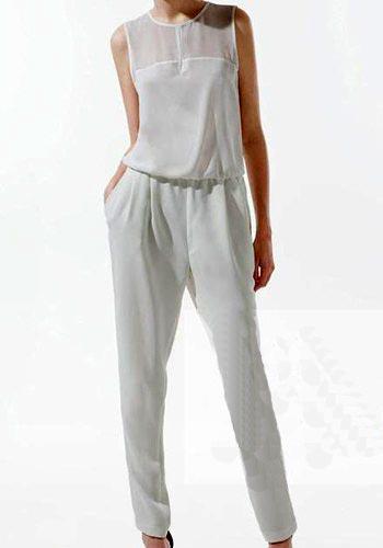 Ladies Cotton Jumpsuit