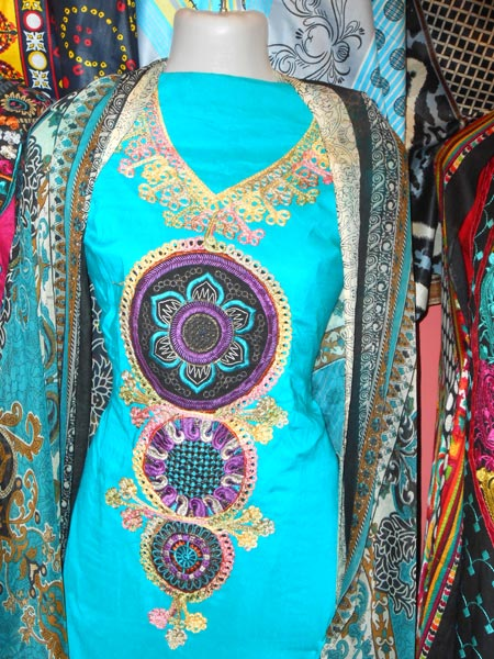 86f9b6e302 Buy Embroidery Three Piece Unstitched Suit from Sumaira's Boutique ...