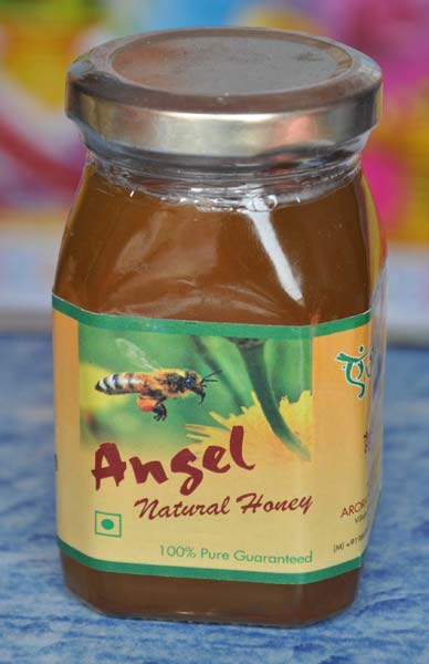 Angel Eucalyptus  ( Safeda ) Honey