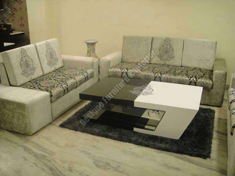 Buy seven seater sofa set seroski from designo furniture for 9 seater sofa set designs