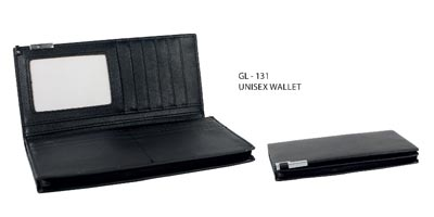 Unisex Leather Wallets