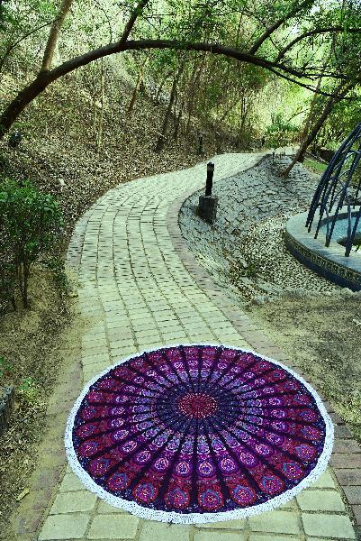 Indian Mandala Tapestries