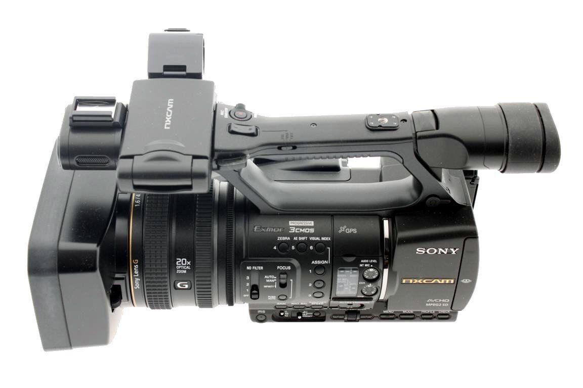Digital Hd Video Camera Recorder (hxr-nx5u)