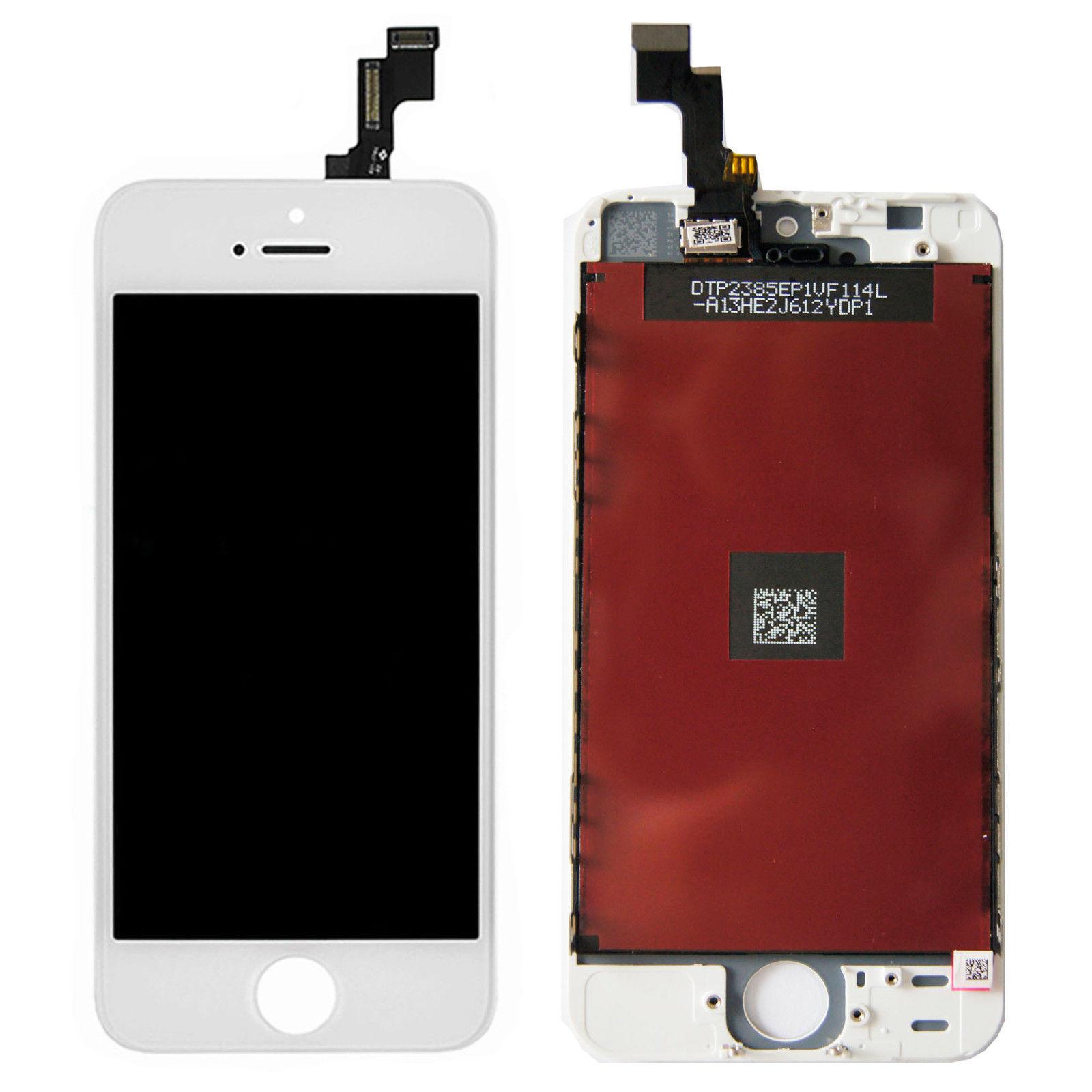 White LCD Display