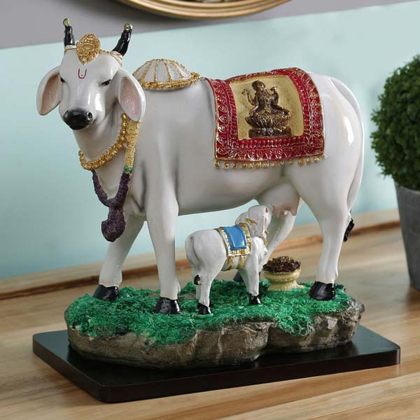GAC Trend Dhan Laxmi Cow with Calf (RS003)