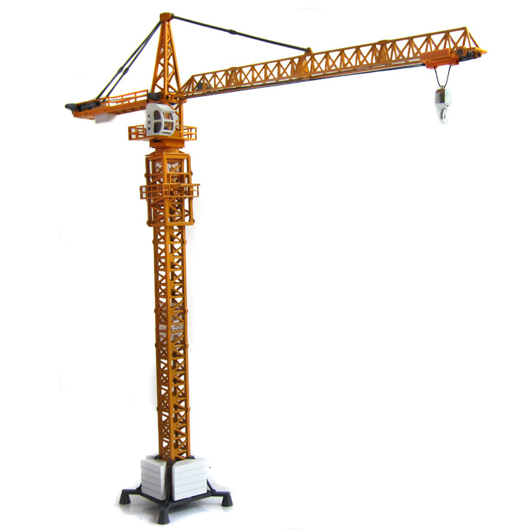 Tower Crane Design : Buy tower cranes from lm construction equipment rental
