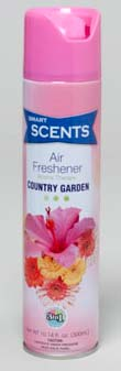 Air Freshener Country Garden 10 Oz Smart Scents (LI-0051)