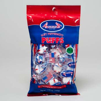 Candy Peppermint Puffs (LI-0604)