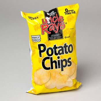 Potato Chips 4.5 Oz Regular (LI-0790)