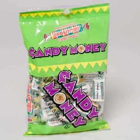 Smarties Candy Money 5 Oz Bag (LI-131)