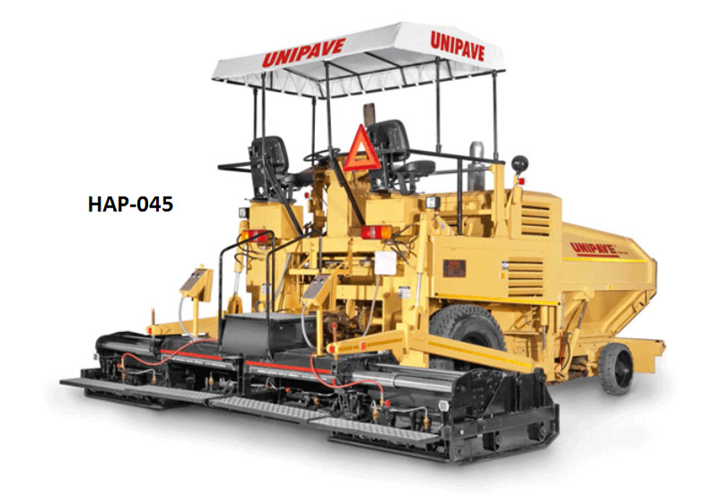 Mechanical Paver Finisher Manufacturer & Exporters from