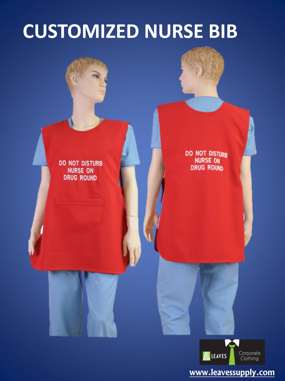 Nurse Bibs