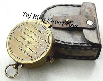 Nautical Brass Compass (TRE-C05)