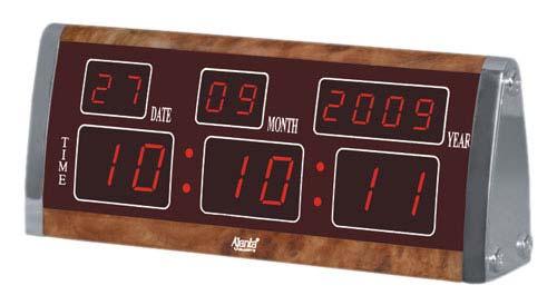 Ajanta Digital Wall Clocks Manufacturer In Delhi India By Samay