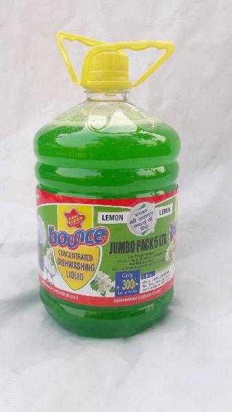 Green Dishwashing Liquid