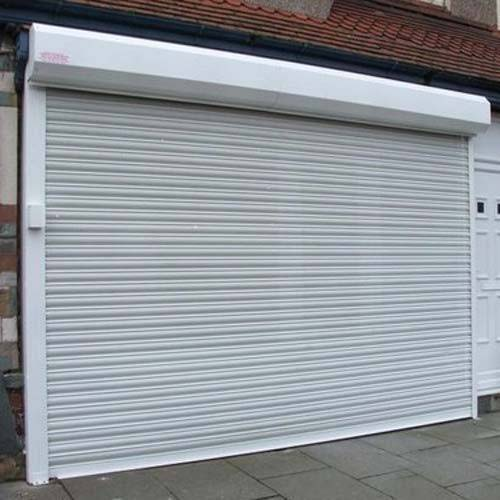 Manual  Operated Rolling Shutters