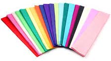 Coloured Tissue Papers