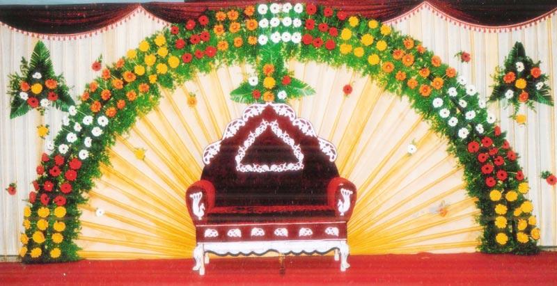 flower decoration services - Flower Decorations